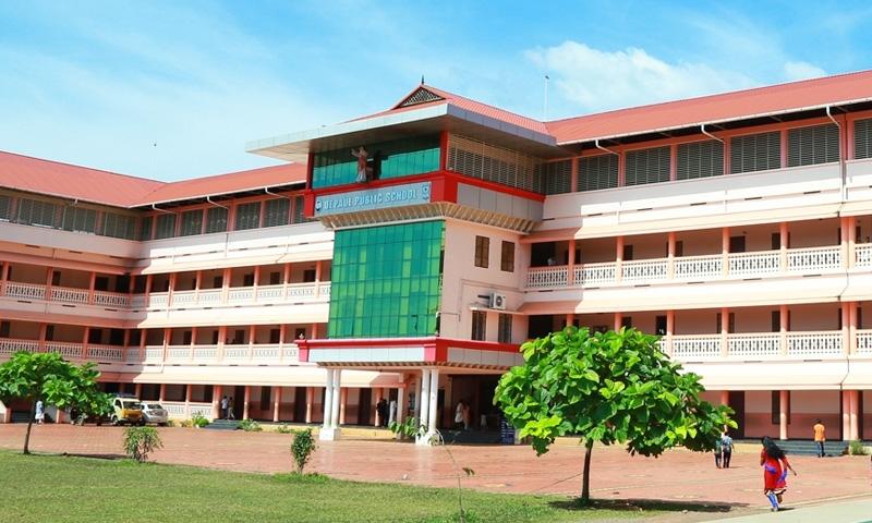 De Paul Public School, Nazareth Hill, Kerala